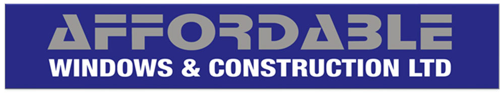 Affordable Windows and Construction Logo